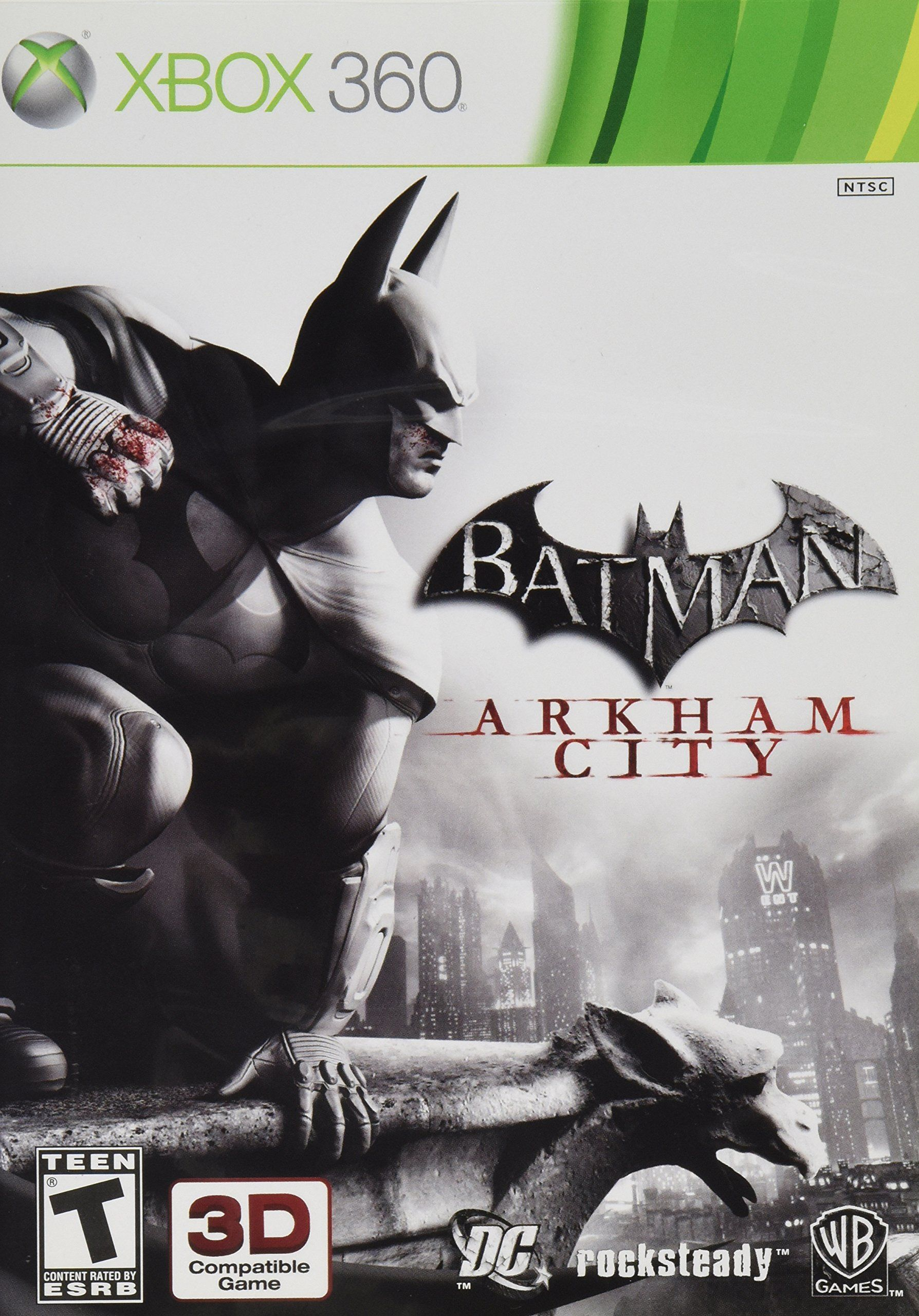 Warner Bros Batman Arkham City Bros Warner Batman City
