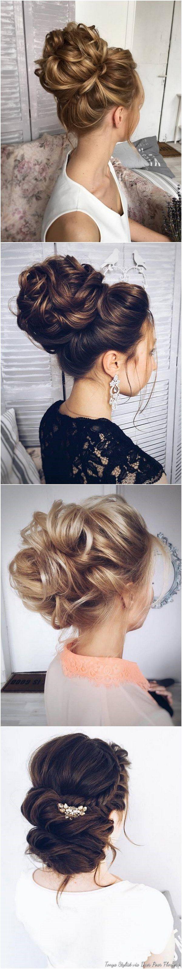 wedding hairstyles for long hair from tonyastylist weddings