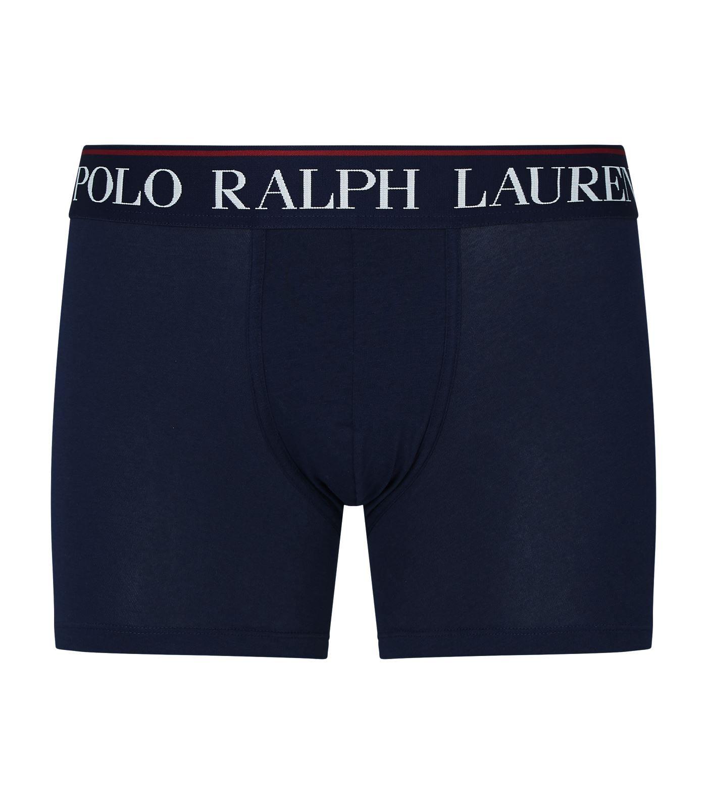 Polo Ralph Lauren Logo Trunks In Navy Modesens Ralph Lauren Logo Polo Ralph Lauren Ralph Lauren