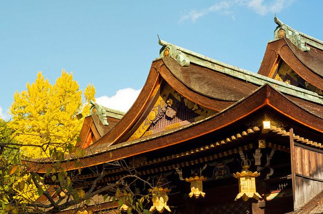 Marshalls Abroad: Kyoto {Mainland Japan}
