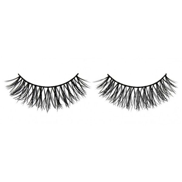 Uptown Girl 100% Mink Eyelashes By Rimini Collection (€19) ❤ liked on Polyvore featuring beauty products, makeup, eye makeup, false eyelashes, beauty, fillers, cosmetics, accessories and rimini
