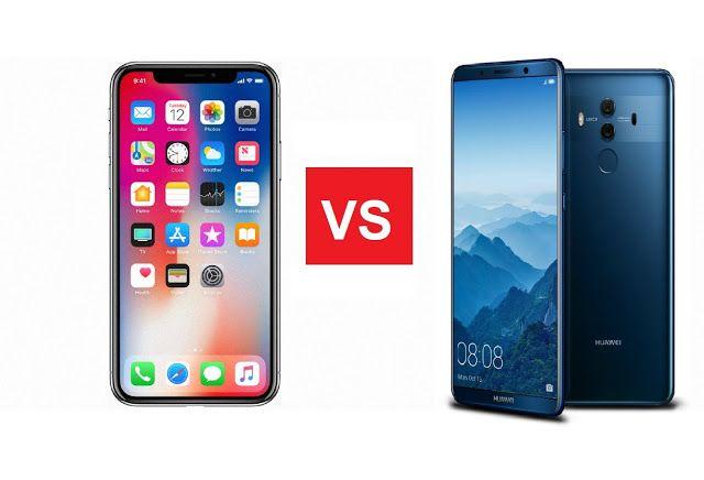Compare Iphone X Vs Huawei Mate 10 Iphone X Vs Huawei Mate 10 Display Sizes Cameras Battery Life Price Specs Design Ram Pro Iphone Huawei Huawei Mate