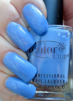 Charming Nails: Color Club Blossoming Collection Swatches