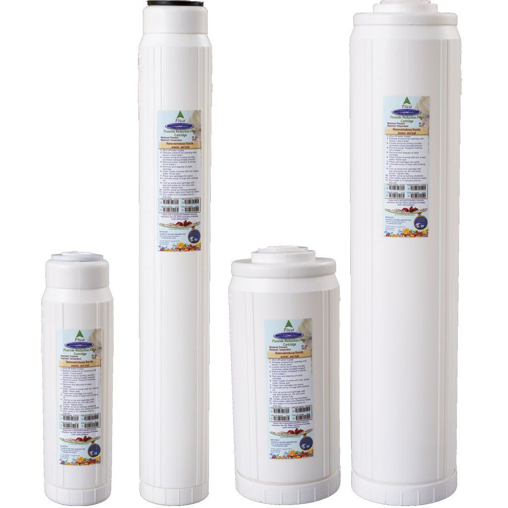Fluoride removal filter cartridge fluoride filters how