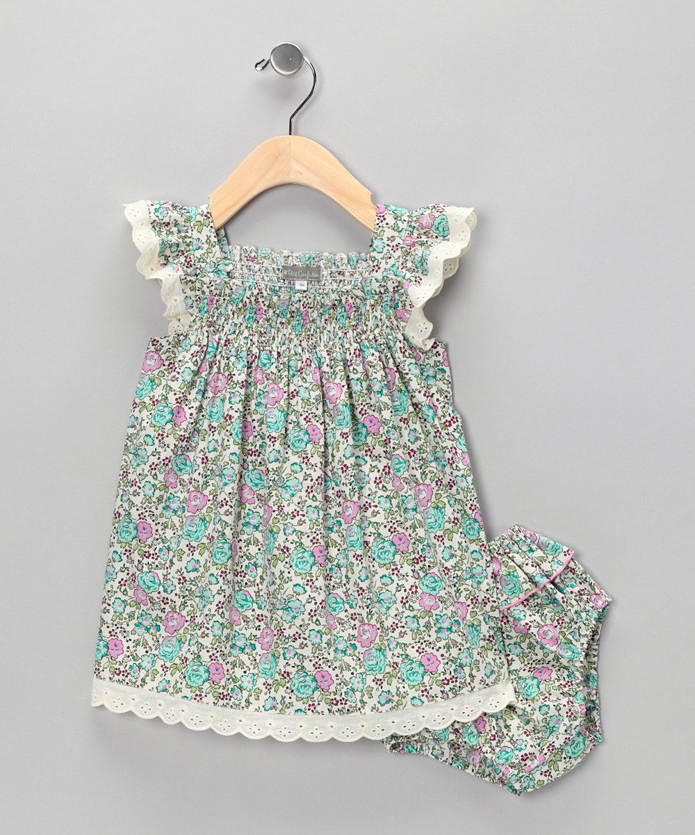 Liberty of London Smocked Dress } - inspiration | Sewing for my ...