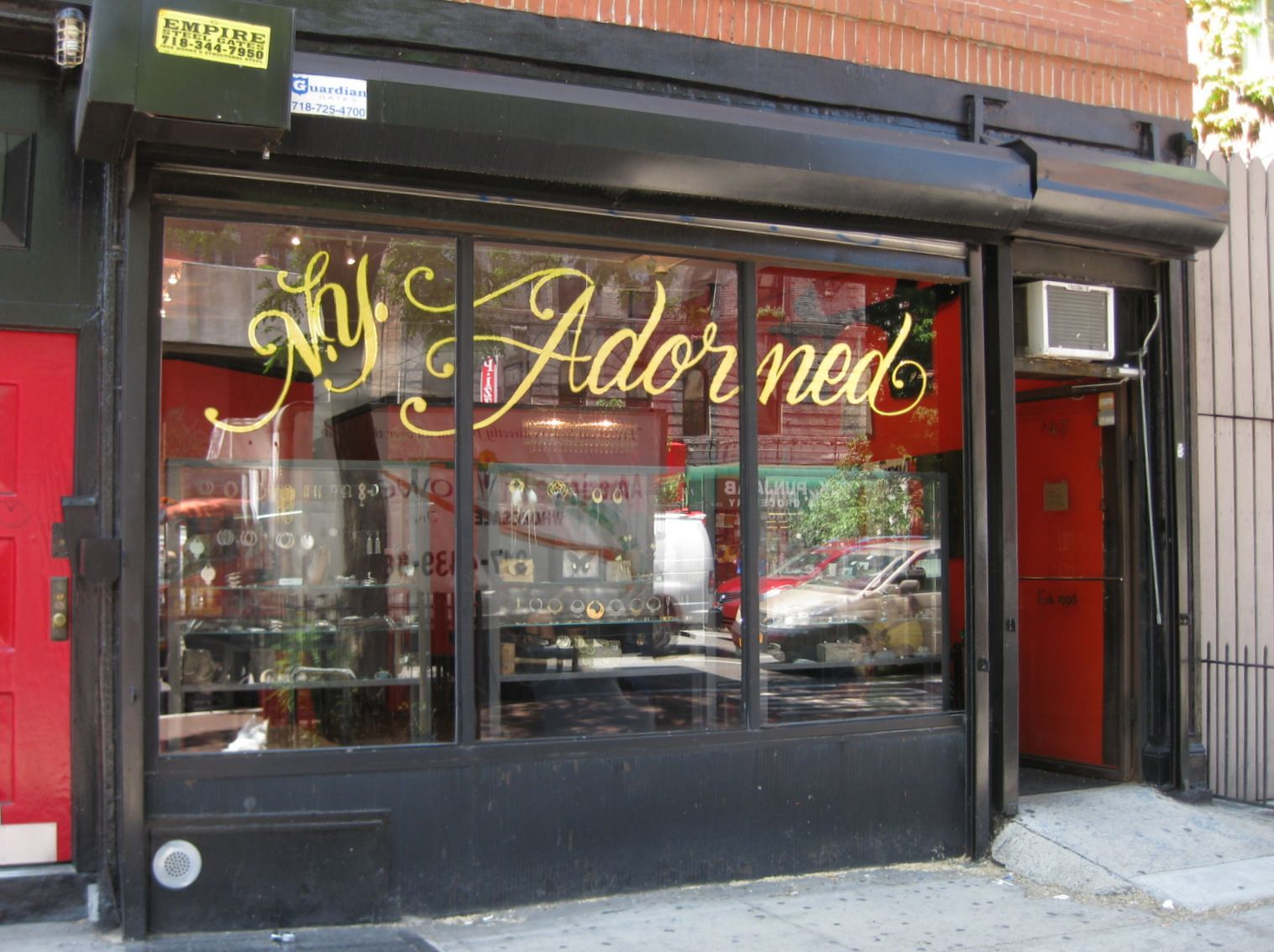 Ny Adorned Shop Nyc Google Search With Images Ny Adorned