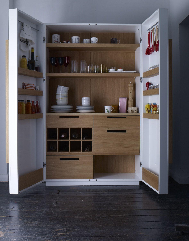Armario cornell mueble cocina Christine Standeisky | COCINA ...