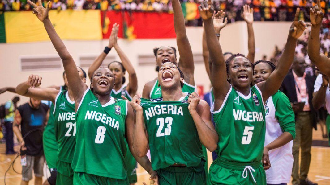 Nigeria Emerges Winner Of FIBA Women's AfroBasket 2017