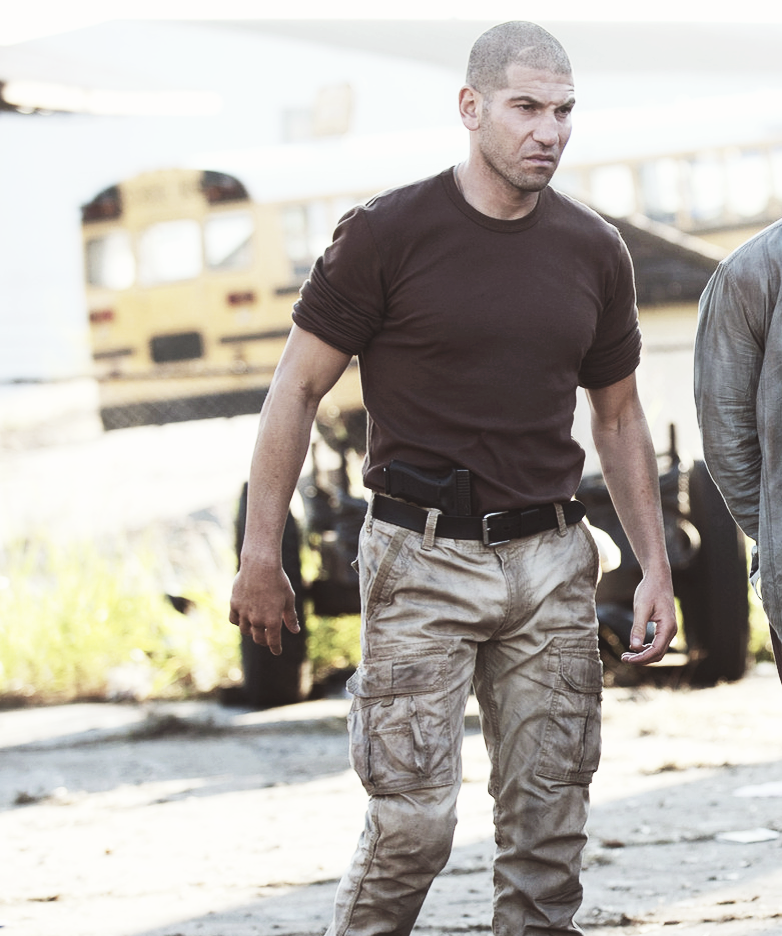 John Bernthal Was Excellent In The Role Of Shane Seen Here