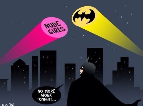 Image result for the bat signal