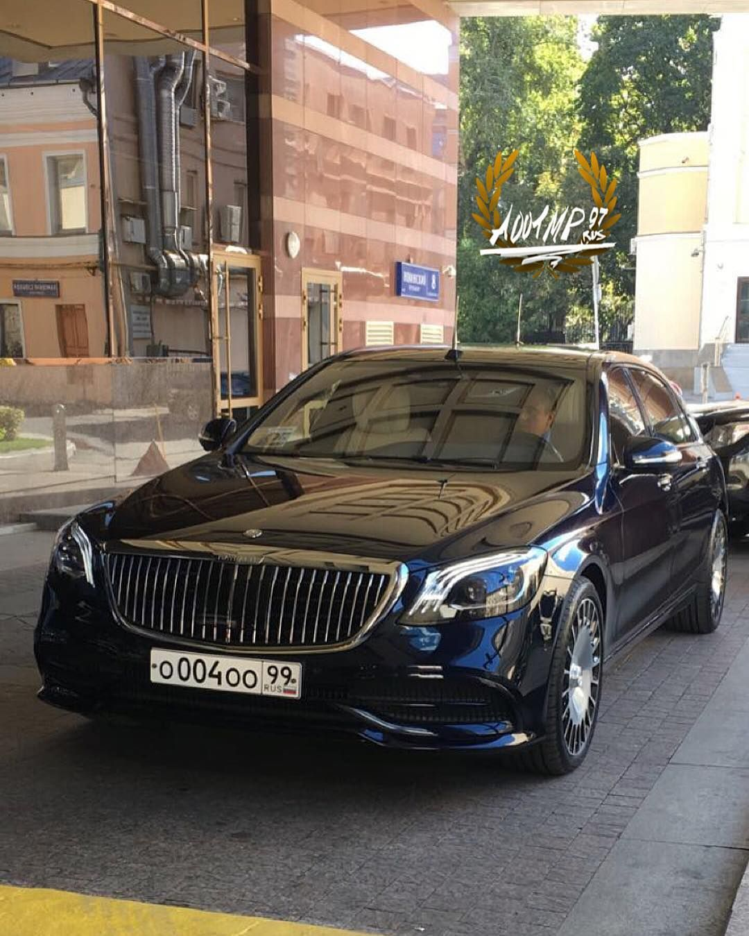 THE BOSS 👌🏻 ️⚫️👁🗨 • MERCEDES MAYBACH S560 • The Ultimate