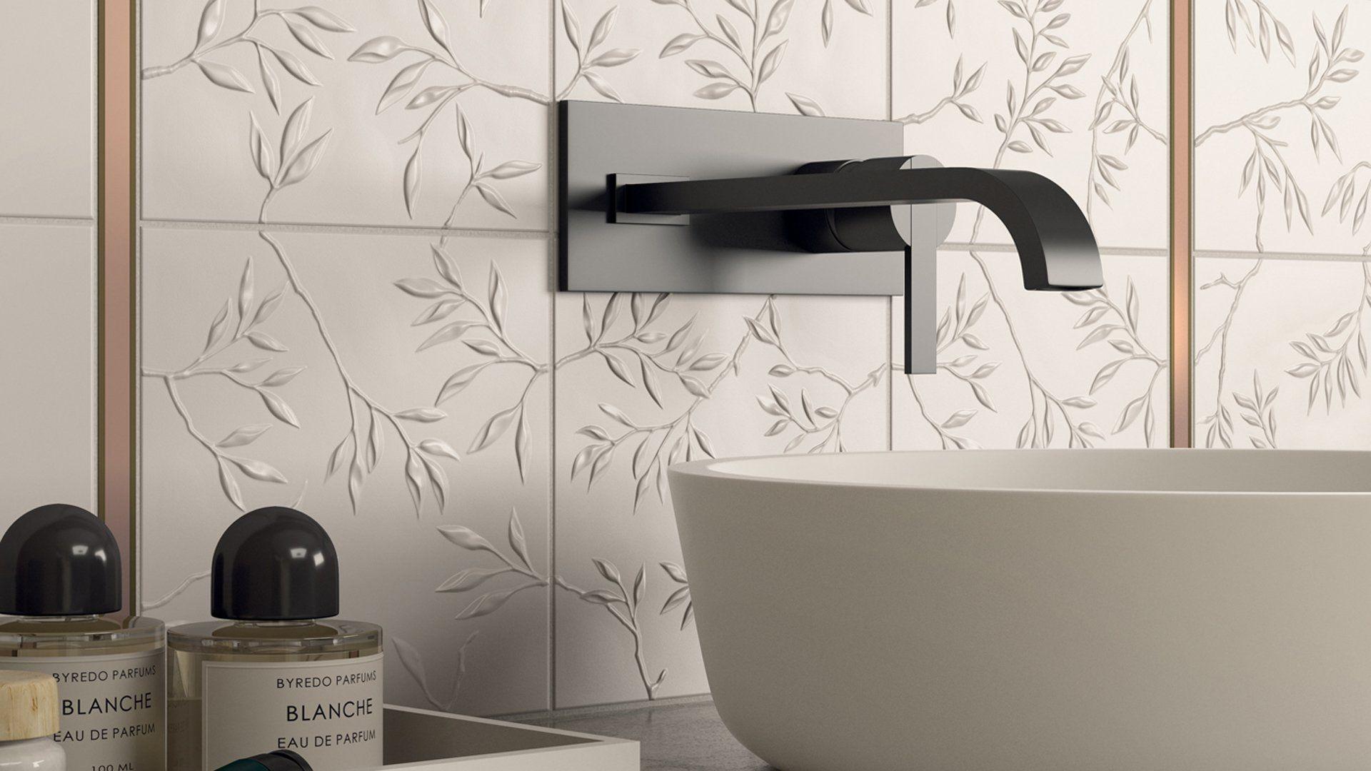 Marca corona 1741 4d bath shower ceramics pinterest ceramica bagno piccolo e bagno - Piastrelle marca corona ...