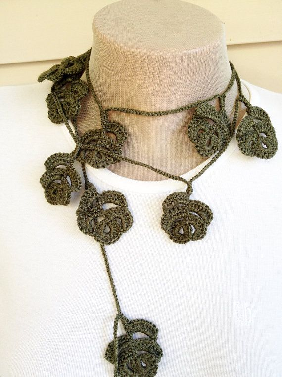 PDF Tutorial Crochet Pattern... Crochet Scarf by accessoriesbynez, $3.25