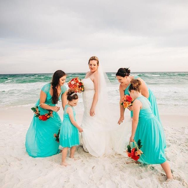 Weddings In Gulf Shores, Orange Beach, Pensacola