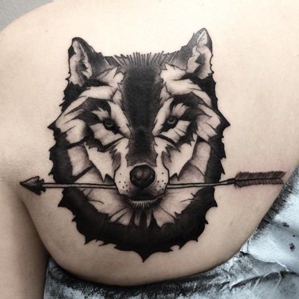 125 Coolest Wolf Tattoo Designs Wild Tattoo Art Wolf Tattoos Wolf Tattoo Design Wolf Tattoos Men
