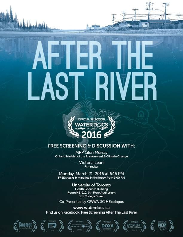 Victoria Lean's After the Last River (2015)