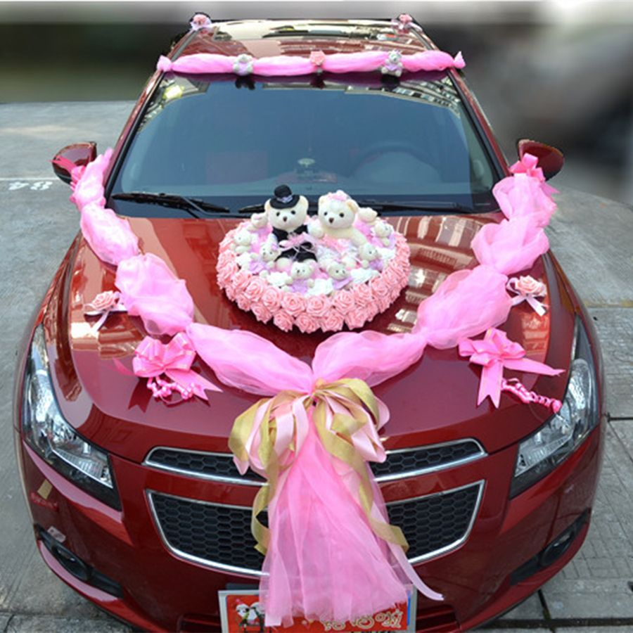 Cheap Car Hanging Decoration Buy Quality Decorating Windows Directly From China Find Suppliers Flower Wedding Kit Korean