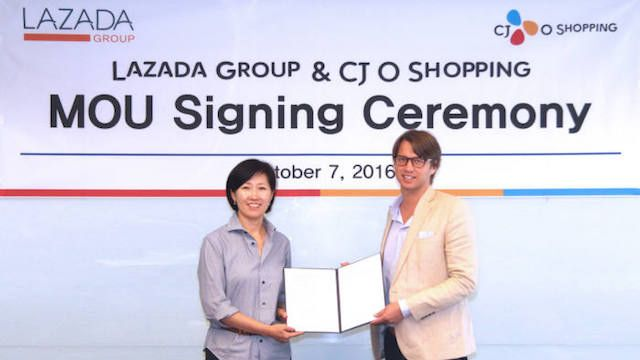 Cj O Shopping Launching On Lazada Home Shopping Network Tv Home Shopping Home Tv