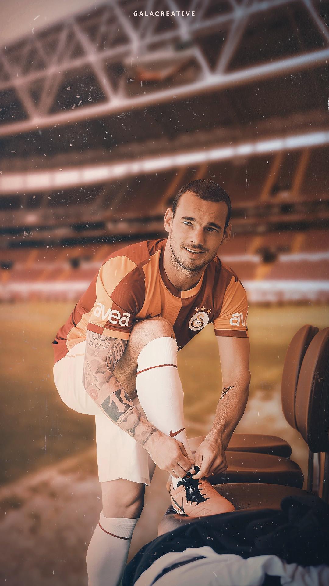 Wesley Sneijder Galatasaray Duvar Kağıdı HD #wallpaperbackgrounds