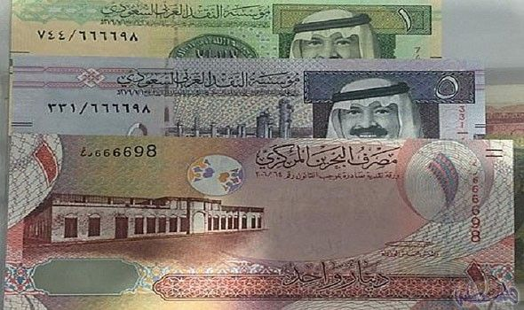 سعر الدينار البحريني مقابل الجنية المصري الخميس