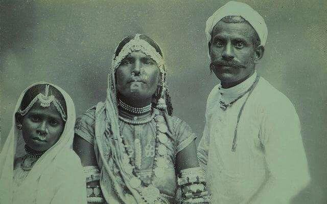 Hindoestaanse immigranten