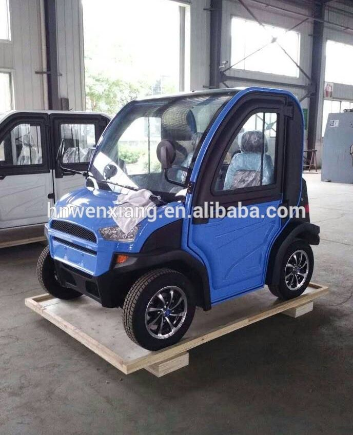 Wholesale China Electric Mini Cars Passed Eec Certification L6e