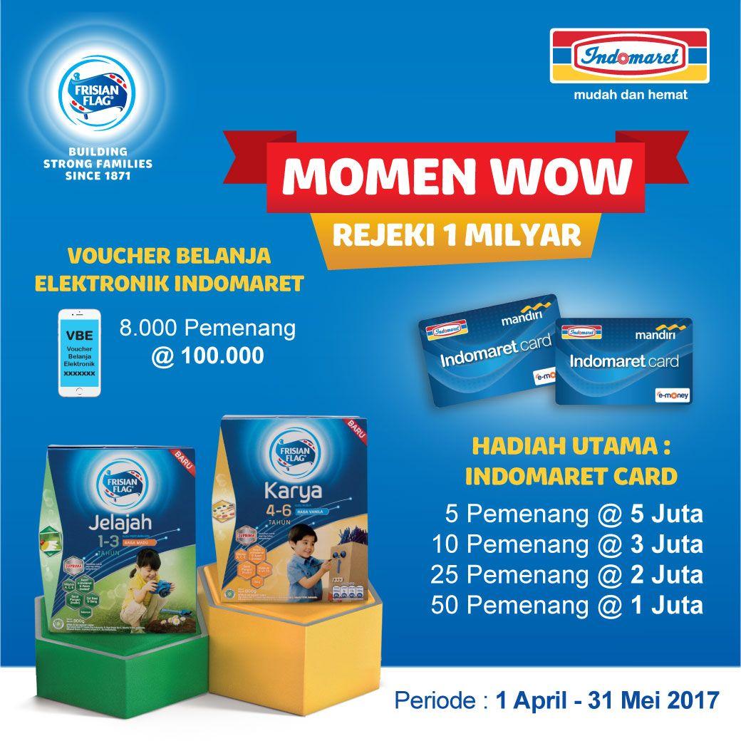 Mau Dapetin Indomaret Card Senilai 5 Juta Dan Ribuan Voucher Belanja Map 1 Elektronik Beli Produk Frisan