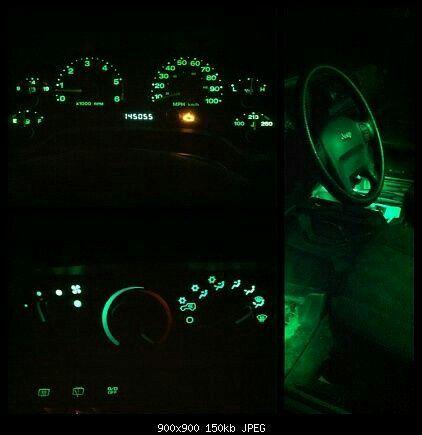 Diy Dashboard Lights Jeep Wrangler Interior Jeep Wrangler Diy Jeep Wranger