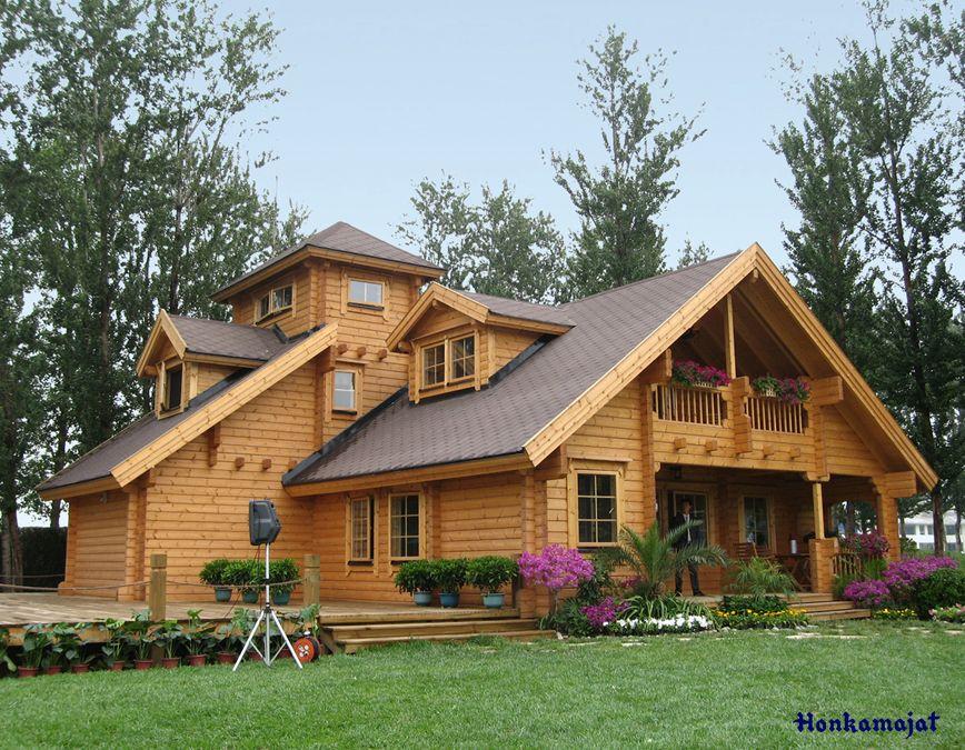 Honkamajat / Houses 150 200 M2