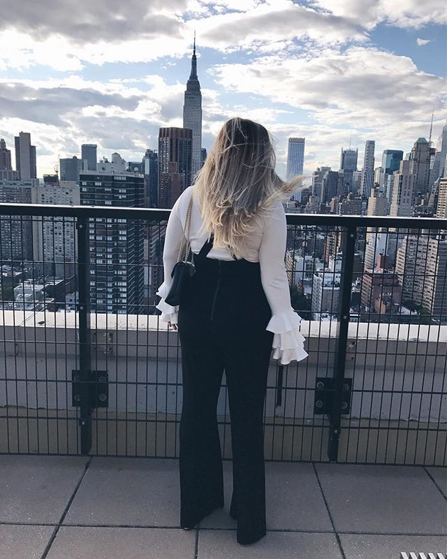 My favorite city is definitely NYC but a close second is Chicago! So excited to head to the Windy City tomorrow for a quick trip to see my other half! Bring on the sweaters, scarfs, and hats! Shop this look using this link  http://liketk.it/2thky or by sc
