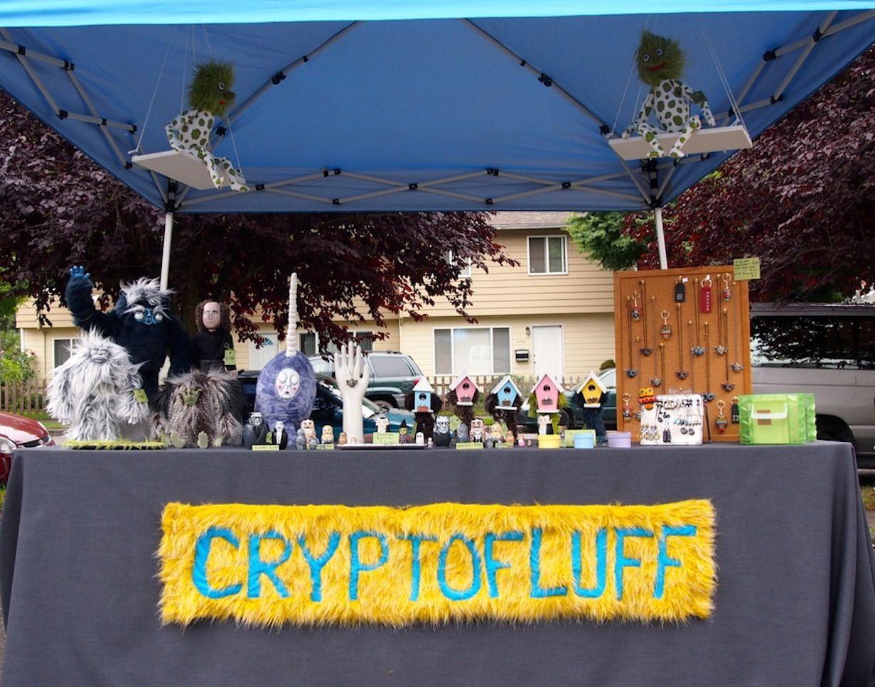 Cryptofluff