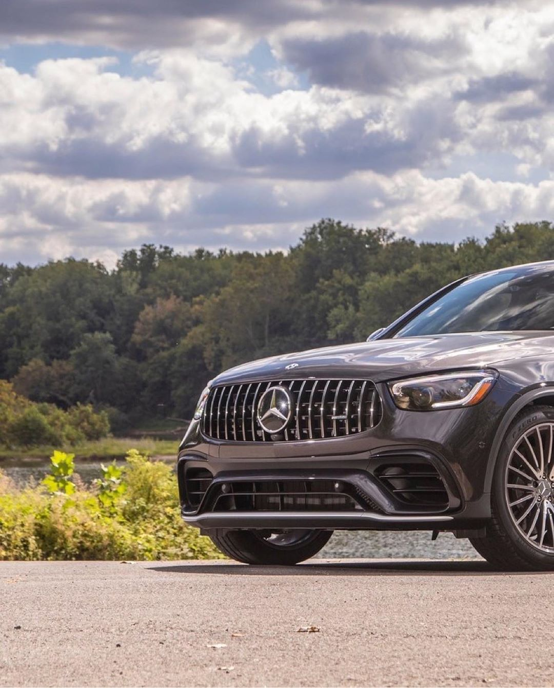 2020 Mercedes Benz Glc63 Amg Coupe Super Cars Expensive Cars