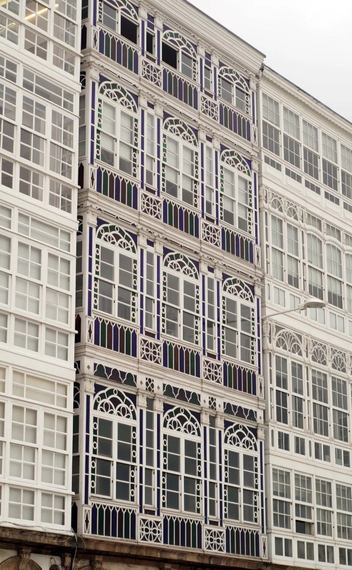 Las Galerías De La Marina Uno De Los Sectores Urbanos Más Logrados Del Mundo Arquitectura Popular Arquitectura Galerías