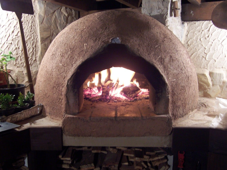 C mo hacer tu propio horno de barro favorite places - Como hacer horno de lena ...