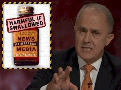 Malcolm Turnbull On Australian Media Abuse  What happened when Minister of Communications, Malcolm Turnbull, was confronted on the issue of media crime, and the pro-media compliance of the Australian Press Council. For further information:  The Australian Media: http://www.expendable.tv/p/media.html
