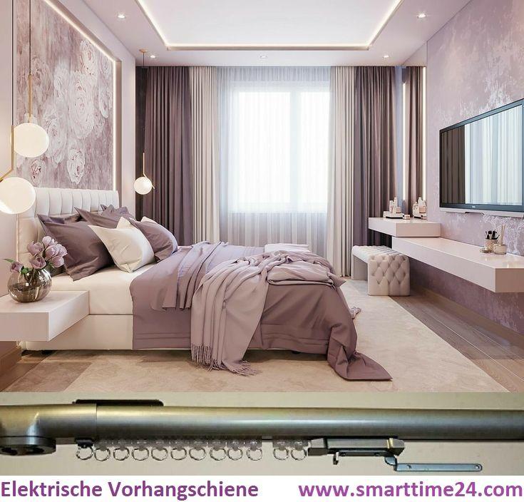 Photo of Elektrische Vorhangschiene in allen Größen gesehen auf: smarttime24.com – smar…
