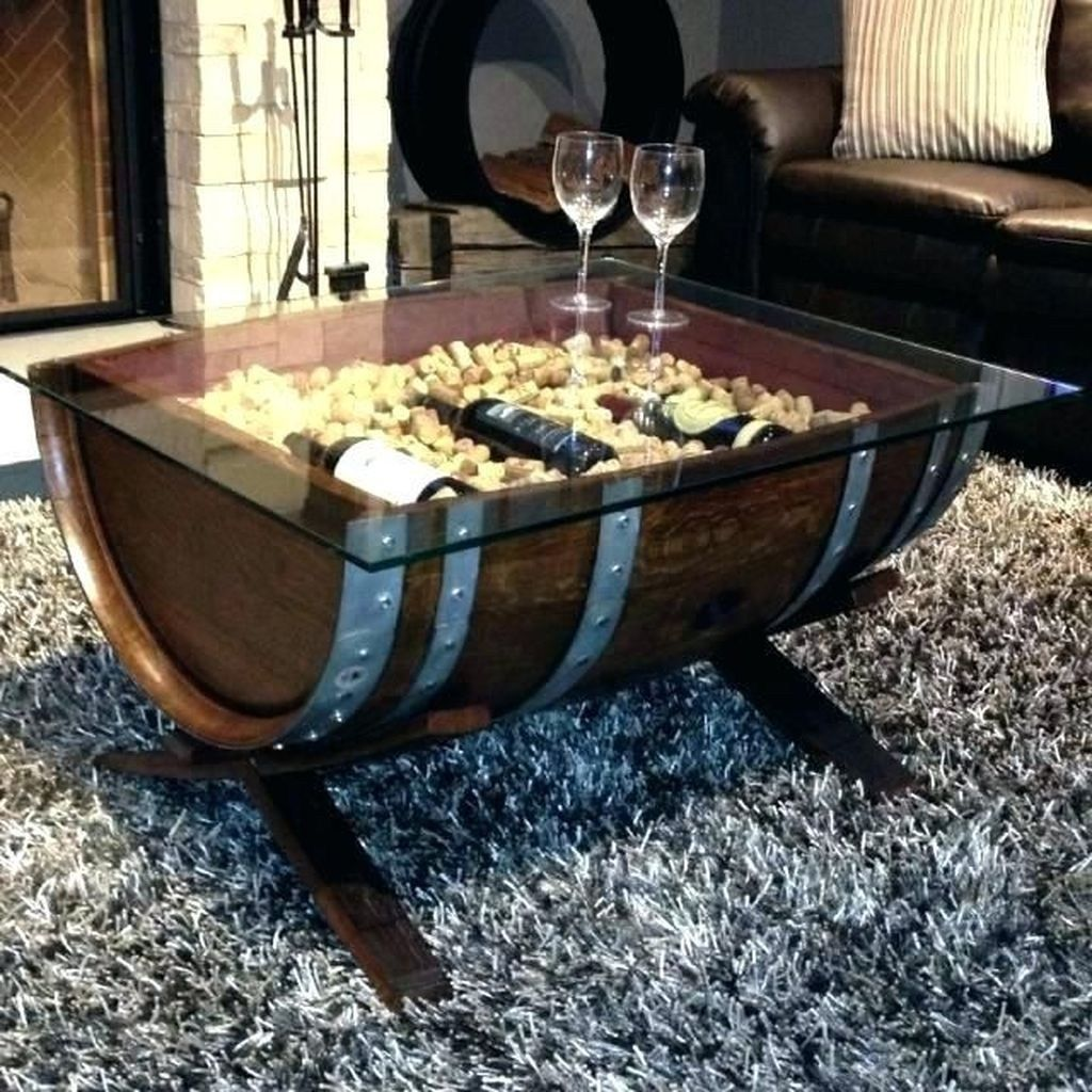 50 Nice Looking Diy Coffee Table Barrel Coffee Table Fancy