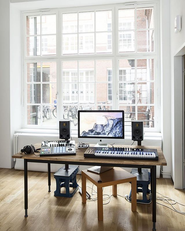 Show us your #studio or #setup with #NativeSpace ✌ We\'ll share ...