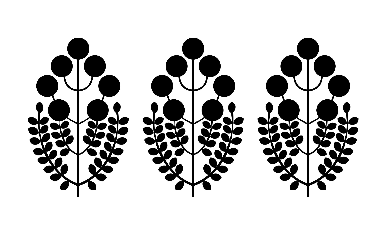 Yumiko Higuchi pon pon flower embroidery pattern (template ...