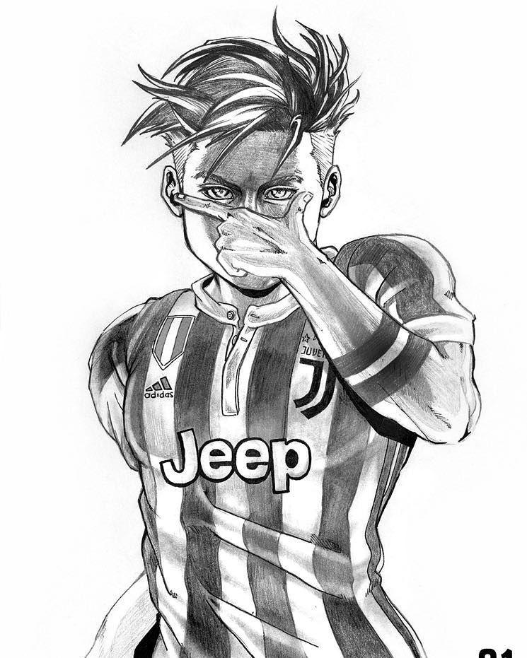 Paulo Dybala Paulo Football Juventus Fc Soccer