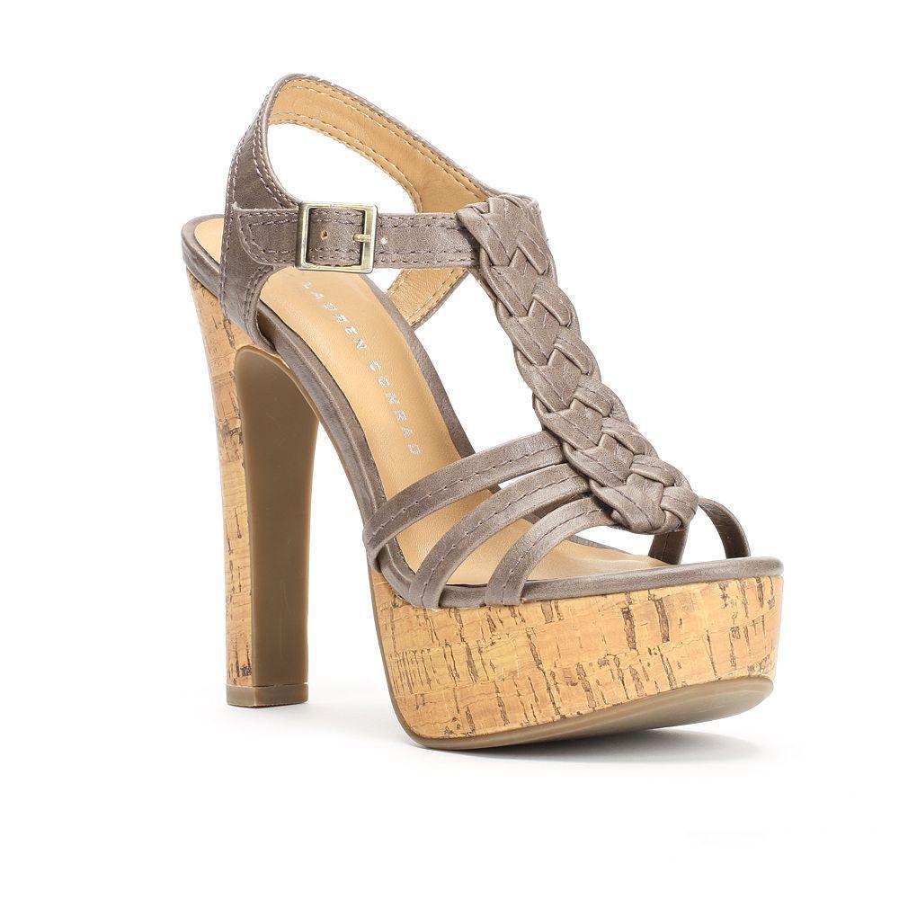 Shoes, Heels, Lauren conrad shoes