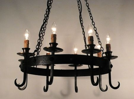 Wrought Iron Pendant Lights Kitchen Google Search Lighting - Wrought iron pendant lighting kitchen