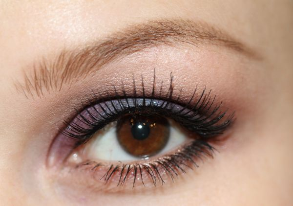 Makeup tutorial – brown with a twist