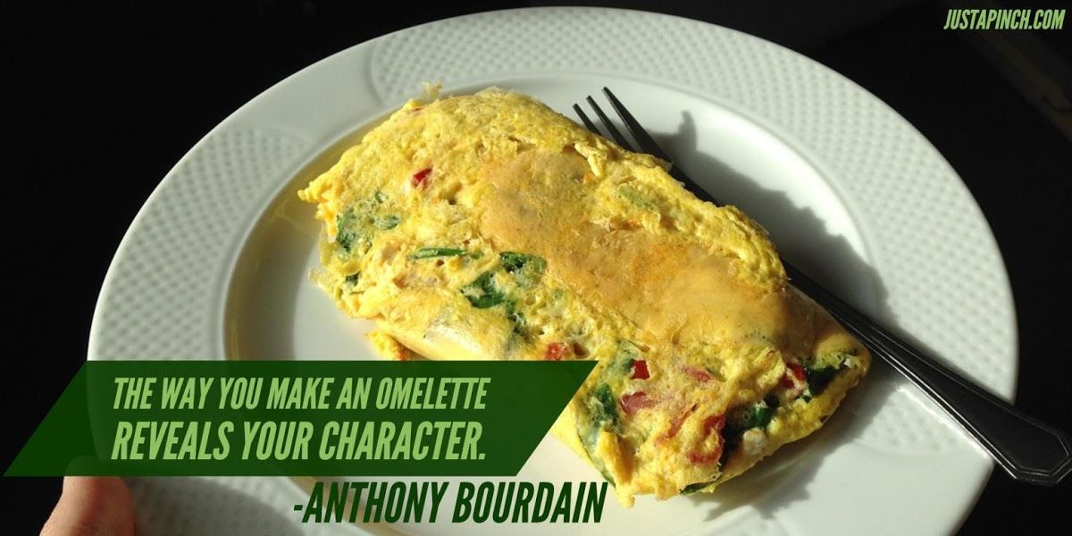 how do you make an omelet with cheese and ham