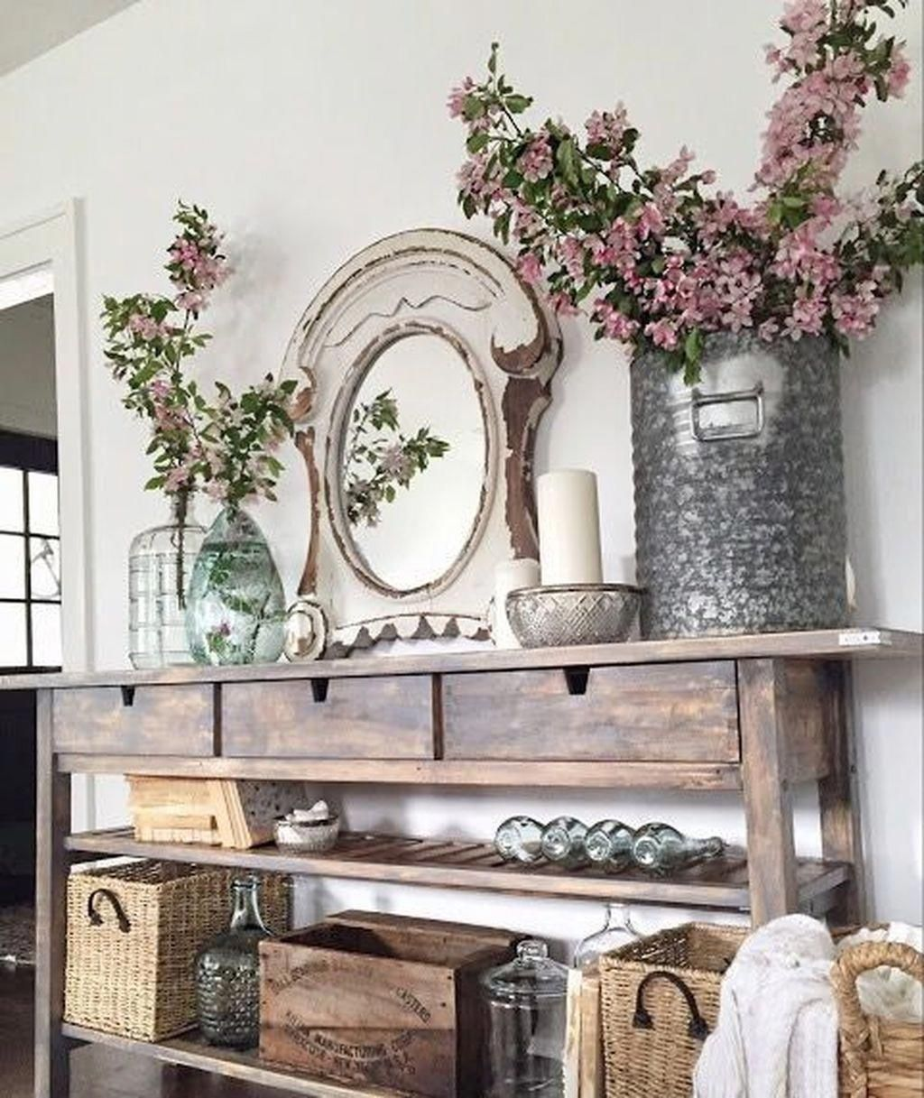 49 Cozy French Country Living Room Decor Ideas living