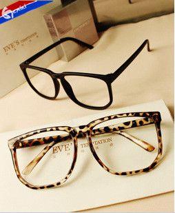30d5baf500757 Barato uma variedade de cor grande armação de óculos de leitura mulheres  transporte livre do vintage