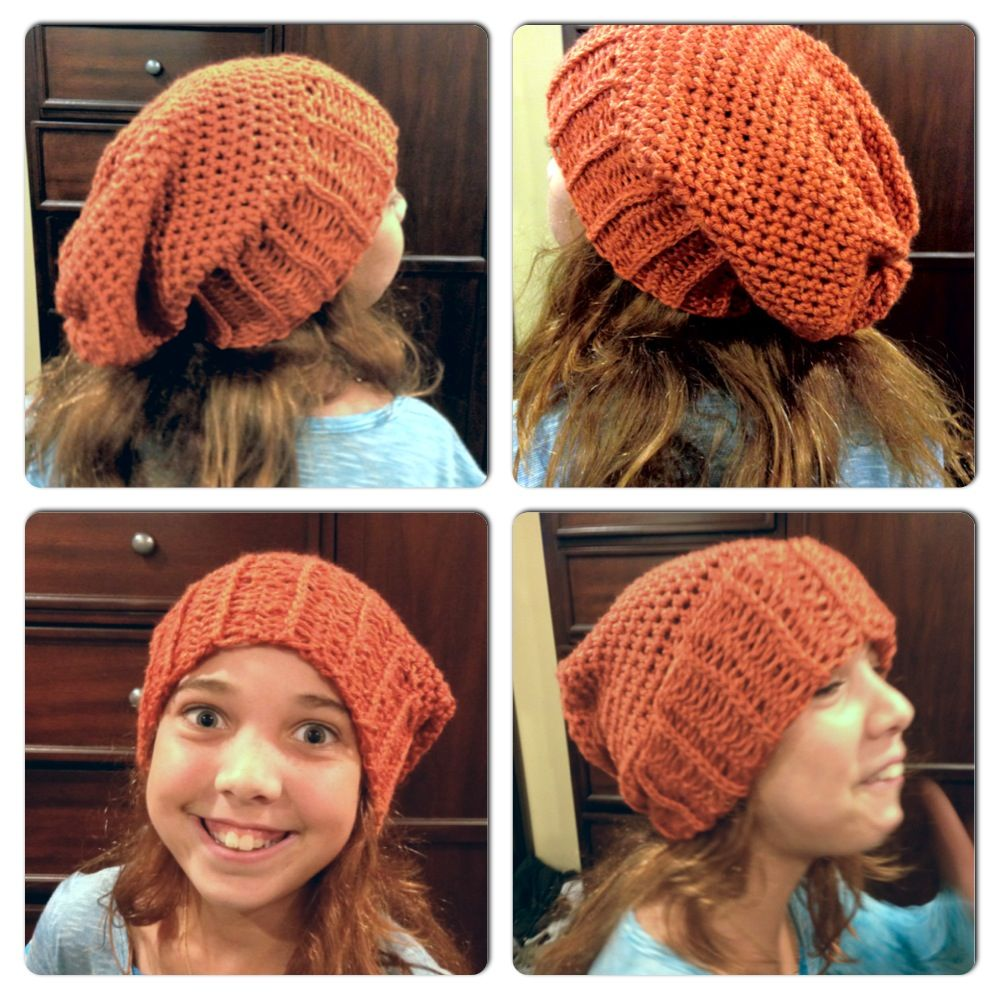 Slouchy beanie from Caheez