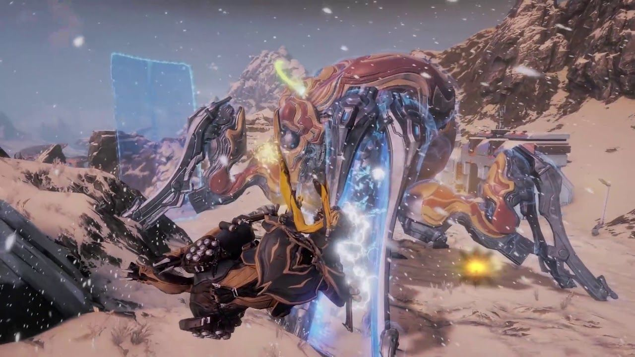 If you're struggling with the latest Warframe Profit-Taker boss this