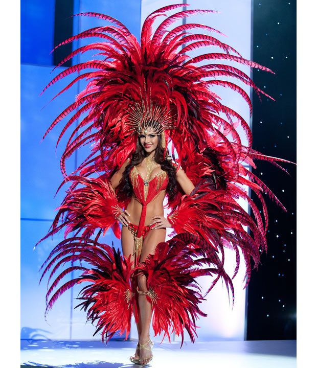 More Miss Universe 2011 National Costumes Carnival Costumes