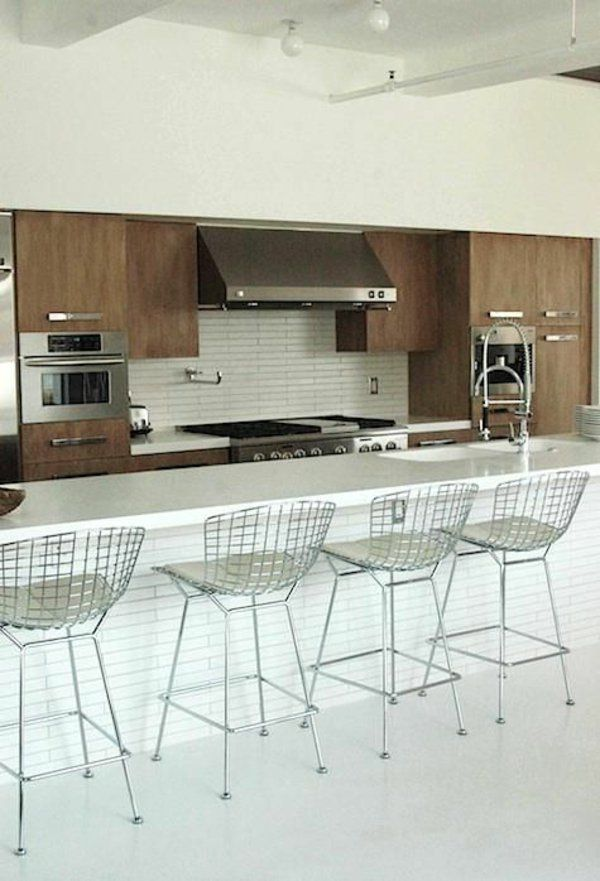 Küchenblock freistehend mit bar  Küchen stühle hocker Kochinsel küchenblock freistehend | Küchen ...